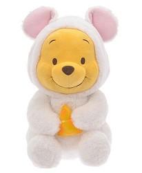 日本迪士尼商店超萌2020干支新品的小熊維尼2020鼠年大娃娃