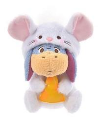 日本迪士尼商店超萌2020干支新品的屹耳2020鼠年小娃娃