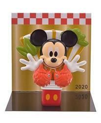 日本迪士尼商店超萌2020干支新品的米奇小擺飾