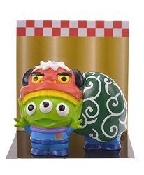 日本迪士尼商店超萌2020干支新品的三眼怪小擺飾