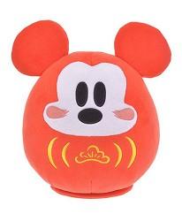 日本迪士尼商店超萌2020干支新品的米奇不倒翁娃娃