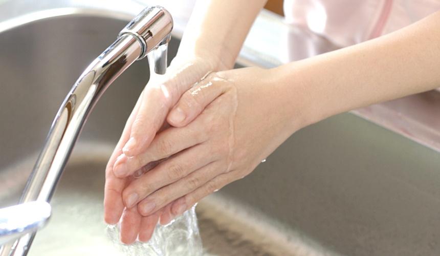 《2020日本「武漢肺炎」疫情整理》文章洗手示意圖