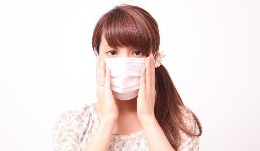 《2020日本「武漢肺炎」疫情整理》文章戴口罩示意圖