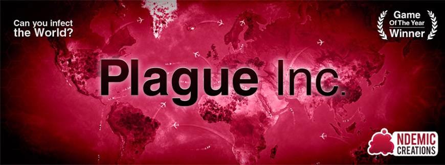 日本2020年4月手遊必玩《Plague Inc.》(瘟疫公司)形象圖一