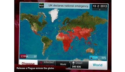 日本2020年4月手遊必玩《Plague Inc.》(瘟疫公司)形象圖二