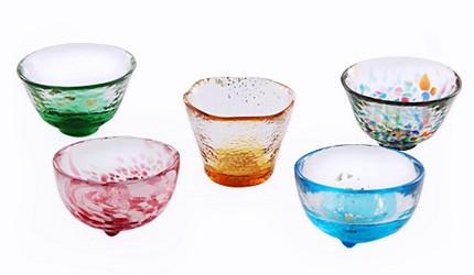 2021母親節禮物推薦日本青森津輕玻璃容器5件組