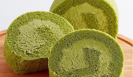 日本網購必買綠茶抹茶甜點辻利濃茶卷