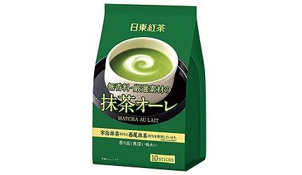 日本網購必買綠茶抹茶甜點日東紅茶抹茶歐蕾