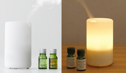 在家防疫舒壓小物推薦無印良品精油水氧機超音波芬香噴霧器