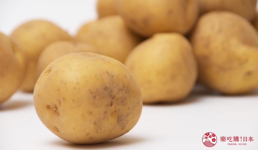 「樂吃購!日本」日文漢字單字學習文章:「じゃがいも」意思是馬鈴薯