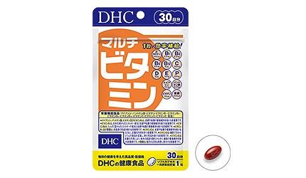 提升免疫力日本暢銷保健食品DHC綜合維他命