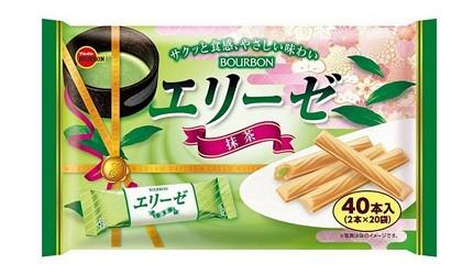 日本網購必買綠茶抹茶甜點抹茶愛麗絲威化餅