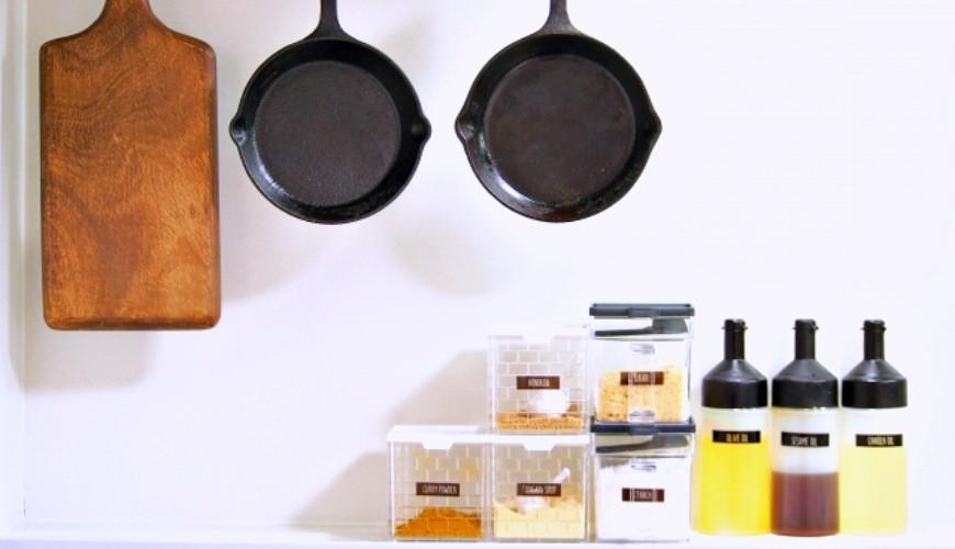 日本名廚也愛用無印良品及宜得利10款實用平價廚具推薦的廚房用品示意圖