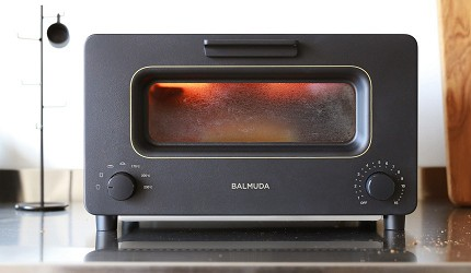 輕鬆做蛋糕10款超好用日本烘焙家電選對工具秒變甜點高手的BALMUDA The Toaster 蒸氣烤麵包機