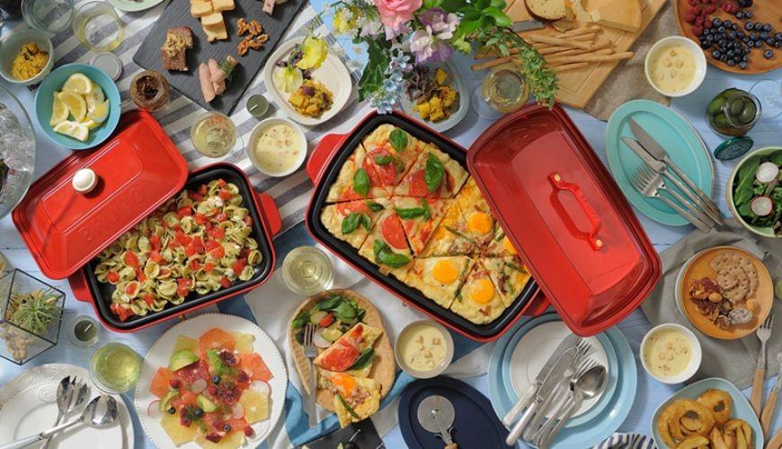 宅在家也能吃美食日本10款超人氣料理家電廚房煮食推薦小巧易用輕鬆辦桌的示意圖