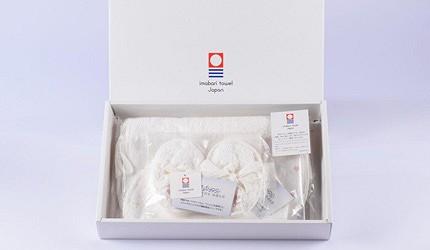 2021彌月禮物推薦日本嬰兒用品10選新生寶寶最合用日本毛巾第一品牌今治毛巾銀抗菌禮盒組的實物圖
