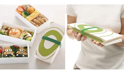 日本製便當盒必買推薦HO.H.折疊式餐盒
