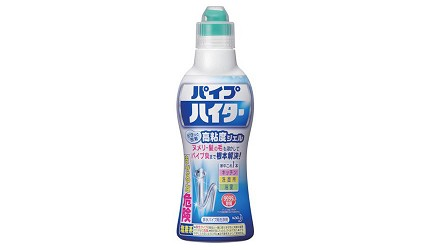 10款好用日本居家清潔用品強力去油污一步除霉消臭輕鬆打掃不費力工具推薦花王高黏度衛浴廚房水管清潔凝膠