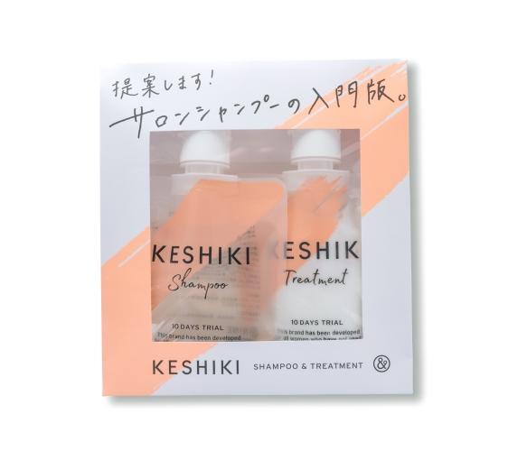 日本洗髮精推薦keshiki護髮洗髮精蝦皮洗潤髮旅行組