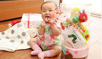 2021彌月禮物推薦日本嬰兒用品10選新生寶寶最合用超狂尿布蛋糕網紅媽媽最愛實用之外還能打卡的示意圖