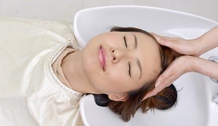 洗頭髮步驟教學