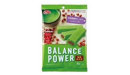 日本低卡零食推薦10款吃不胖的小食高纖健康又好吃必吃必買Balance Power能量棒