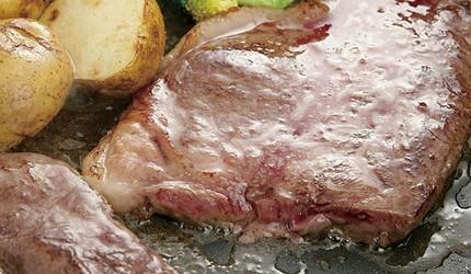 日本北海道最北端的地区稚内市宗谷的地方限定极品牛肉