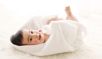 日本毛巾推薦一秒毛巾純棉速乾浴巾毛巾嬰兒浴巾