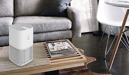 2021年空氣清淨機推薦日本ijio的h1小型小空間小坪數套房空氣清淨機顏色