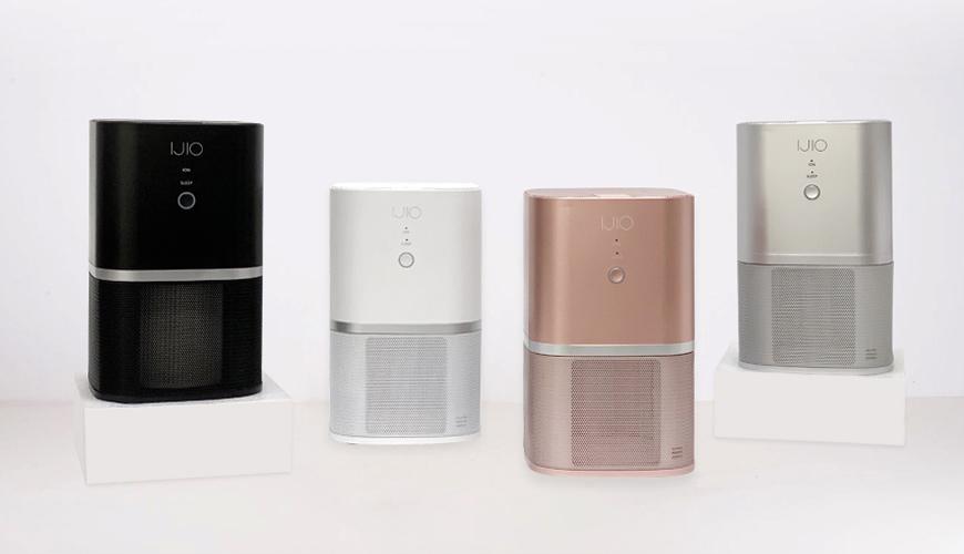 2021年空氣清淨機推薦日本ijio的h1空氣清淨機