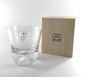日本富士山杯田島硝子富士山威士忌酒杯正版蝦皮