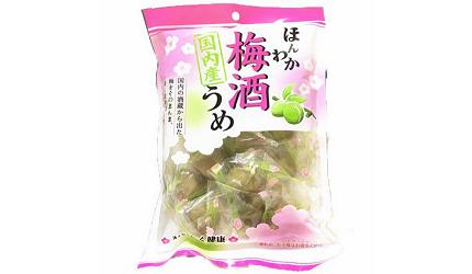 日本低卡零食推薦10款吃不胖的小食高纖健康又好吃必吃必買NOZAWA野澤梅酒梅