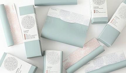 日本植物性化妝品牌thera漢方草藥保養品