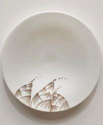 日本陶瓷餐具推薦推介SIONE質感弦月對杯夢幻精緻碗盤送禮首選結婚賀禮日系餐具陶瓷藝術的陶瓷之書京野菜系列竹筍