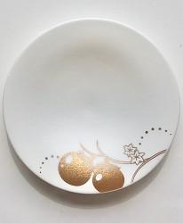 日本陶瓷餐具推薦推介SIONE質感弦月對杯夢幻精緻碗盤送禮首選結婚賀禮日系餐具陶瓷藝術的陶瓷之書京野菜系列賀茂茄子