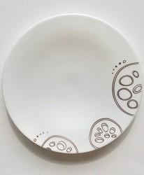 日本陶瓷餐具推薦推介SIONE質感弦月對杯夢幻精緻碗盤送禮首選結婚賀禮日系餐具陶瓷藝術的陶瓷之書京野菜系列蓮藕