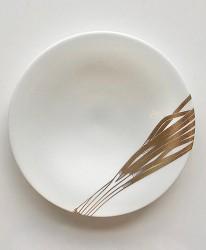 日本陶瓷餐具推薦推介SIONE質感弦月對杯夢幻精緻碗盤送禮首選結婚賀禮日系餐具陶瓷藝術的陶瓷之書京野菜系列九條蔥