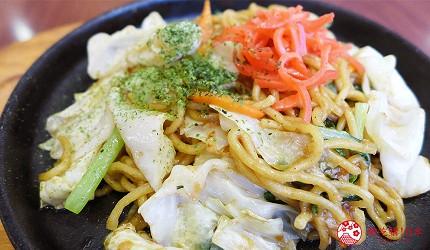 台北和民居食屋居酒屋日本納涼祭日式炒麵