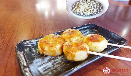 台北和民居食屋居酒屋日本納涼祭洋芋麻糬串