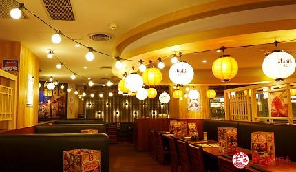 台北和民居食屋居酒屋西門店店內