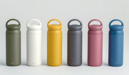 日本保溫瓶推薦kinto保溫瓶kinto生活隨行杯DAYOFFTUMBLER