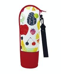 日本迷你口袋輕巧保溫瓶推薦林朋子聯名保溫杯套