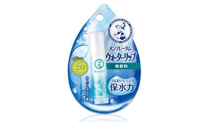 2020年护唇膏推荐日本必买药妆护唇膏曼秀雷敦水润护唇膏