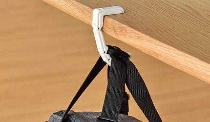 無印良品旅行用品旅行雜貨小物推薦包包桌邊掛鉤掛勾