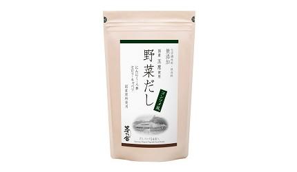 主婦必買日本風味高湯懶人料裡包推薦的文章的茅乃舍的野菜高湯粉包商品圖