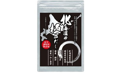 主婦必買日本風味高湯懶人料裡包推薦的文章的2分鐘就煮好的高湯粉包北海道極高湯商品圖