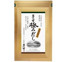 主婦必買日本風味高湯懶人料裡包推薦的文章的茅乃舍的極講究口味高湯粉包商品圖