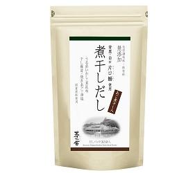 主婦必買日本風味高湯懶人料裡包推薦的文章的茅乃舍的魚乾口味高湯粉包商品圖