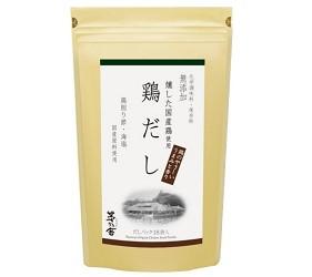 主婦必買日本風味高湯懶人料裡包推薦的文章的茅乃舍的雞湯口味高湯粉包商品圖