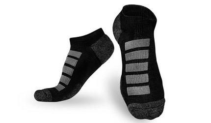 除臭襪推薦推介竹炭天然抗臭Titan功能慢跑踝襪
